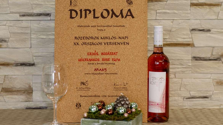 Miklós-Napi XX.Országos verseny – díj